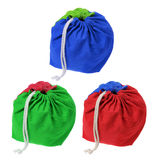Drawstring Bags Stock Images