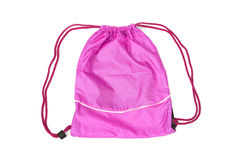 Drawstring bags Royalty Free Stock Photography