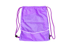 Drawstring bags Stock Photo