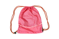 Drawstring bags Royalty Free Stock Photo