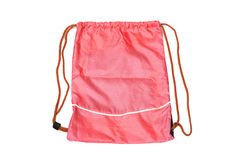 Drawstring bags Stock Photography