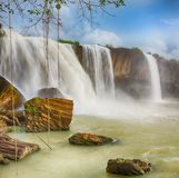 Dray Nur waterfall Royalty Free Stock Photography