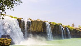 Dray Nur Waterfall Royalty Free Stock Image