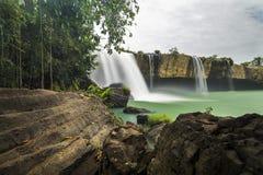 Dray Nura siklawa w Buon Ja Thuat Wietnam zdjęcie royalty free