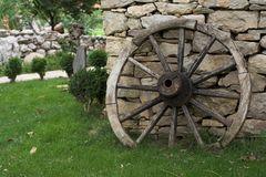 Free Dray S Wheel Stock Photos - 6597833