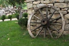 Dray's wheel Stock Photos