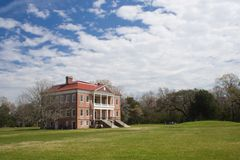 Drayton Hall Stock Image