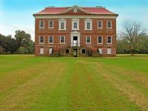 Drayton Hall, South Carolina. Drayton Hall, historic plantation from 1738, Charleston, South Carolina Stock Photos