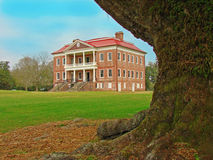 Drayton Hall, South Carolina royalty free stock photos