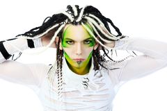 Dreadlocks Royalty Free Stock Images