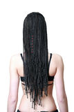 Dreadlocks Imagem de Stock Royalty Free