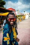 Dreadlocks St Maarten Stock Image
