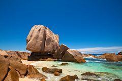 Dream beach Royalty Free Stock Image