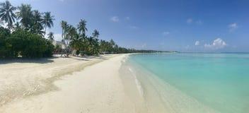 Dream Beach - Maldives Stock Photos