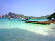 Dream beach in Thailand Stock Image