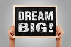 Dream big Royalty Free Stock Photos