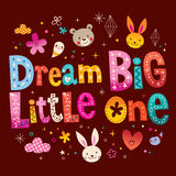 Dream big little one Stock Photos