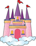 Dream Castle stock images