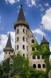 Dream Castle Stock Images