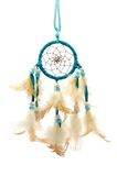 Dream catcher. An amulet of native american indian Royalty Free Stock Photos