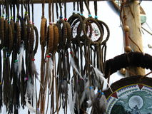 Dream Catcher. Indian Dream Catchers Royalty Free Stock Images