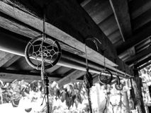 Dream Catcher. B/W Stock Photography
