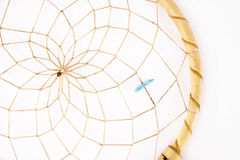 Dream catcher detail Royalty Free Stock Photography