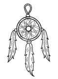 Dream catcher Royalty Free Stock Photos