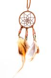 Dream catcher isolated on white Stock Photo