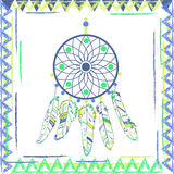Dream Catcher in navajo style Stock Photography