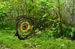Dream Catcher in NP in Brazil royalty free stock photos