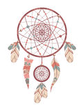 Dream catcher. romantic Royalty Free Stock Photo