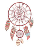Dream catcher. romantic Royalty Free Stock Images
