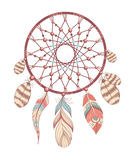 Dream catcher. romantic Stock Images