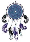 Dream catcher, vector illustration Royalty Free Stock Photography