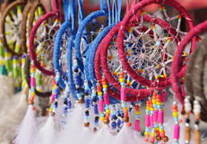Dream catchers Stock Image