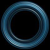 Dream circle rings Stock Images