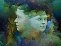 Dream Composition Stock Photo