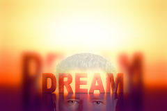 Dream concept Royalty Free Stock Photography
