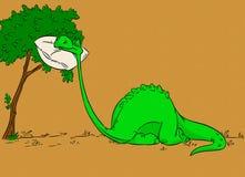 dream dinosaur Stock Photos