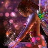 Dream Fairy Stock Photo