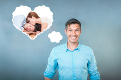 Dream family Royalty Free Stock Photography