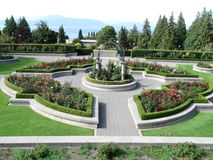 Dream Garden Royalty Free Stock Image
