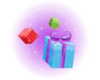 Dream gift Royalty Free Stock Photos