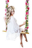Dream Girl Stock Photo