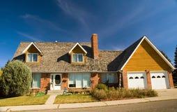Dream home 1 Stock Image