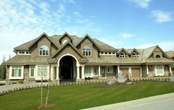 Dream Home Royalty Free Stock Photo