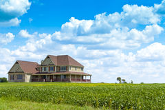 Dream Home Stock Photography
