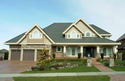 Dream Home Stock Photo