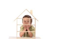 Dream of home Stock Photos